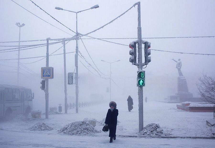 Самый холодный город планеты. Оймякон Оймякон, полюс холода