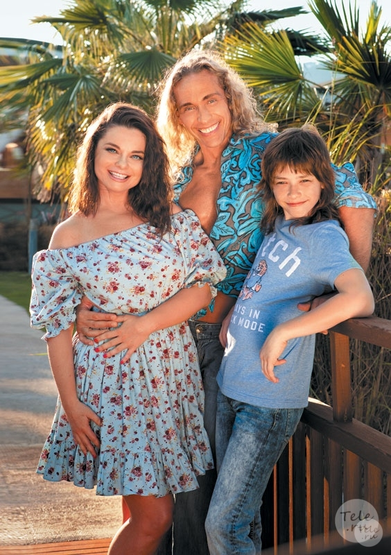 наташа королева и ее дети фото