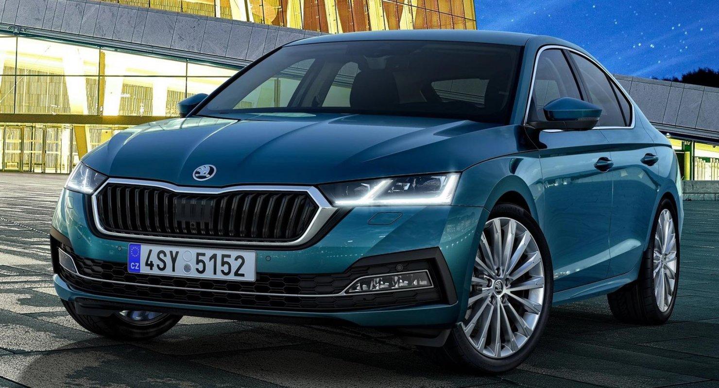 KIA K5 или Skoda Octavia — стоит ли опираться на стоимость? Автомобили