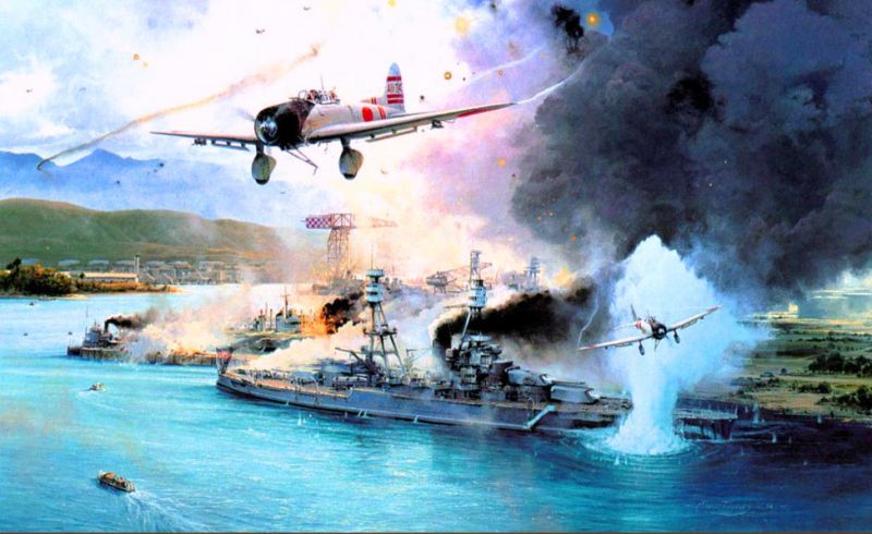 a history of the attack on pearl harbor in 1941