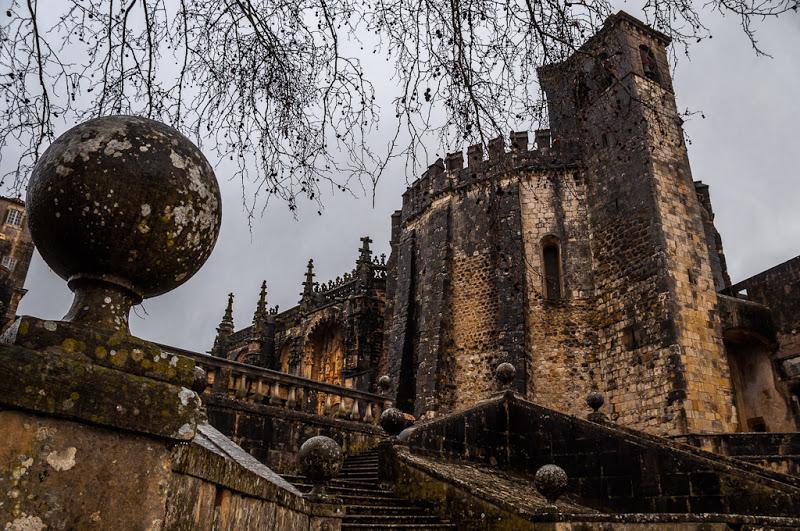 Томарский замок – последний оплот тамплиеров в Европе
