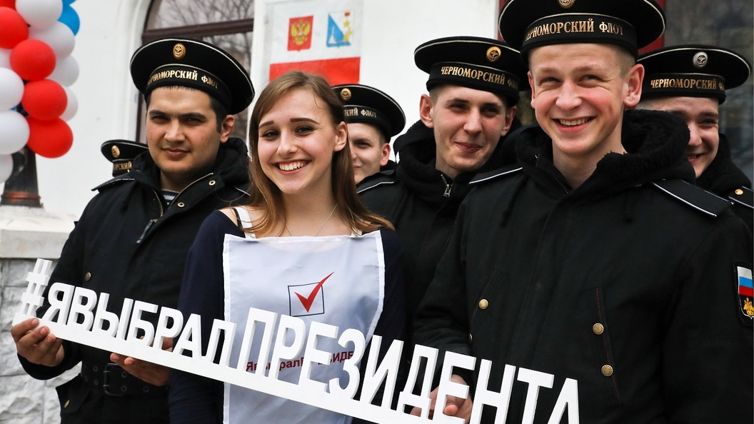 Крым провел повторный референдум о своем статусе