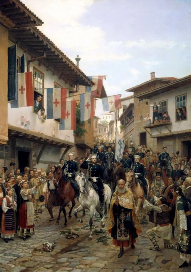 Почему болгары считают, что Российская Империя их предала