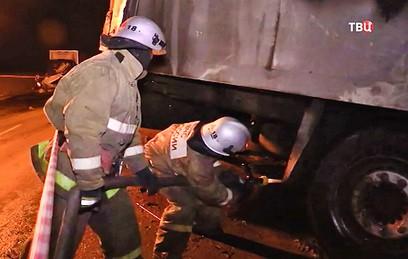 После ДТП с семью погибшими в Крыму возбуждено уголовное дело