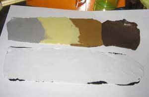Техника мокуме-гане нужно, Теперь, шарик, можно, кусочек, пластик, чтобы, белый, проколоть, слегка, начала, прокалываем, лучше, Затем, кусочки, валик, форму, иглой, слишком, полученный