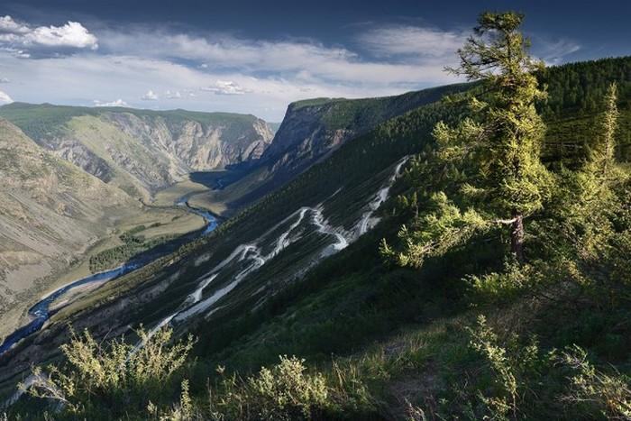 Нетронутые человеком творения природы в России природа