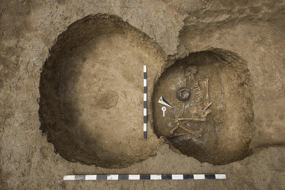 Настоящая сенсация — под Ростовом нашли захоронение на тысячу лет старше египетских пирамид