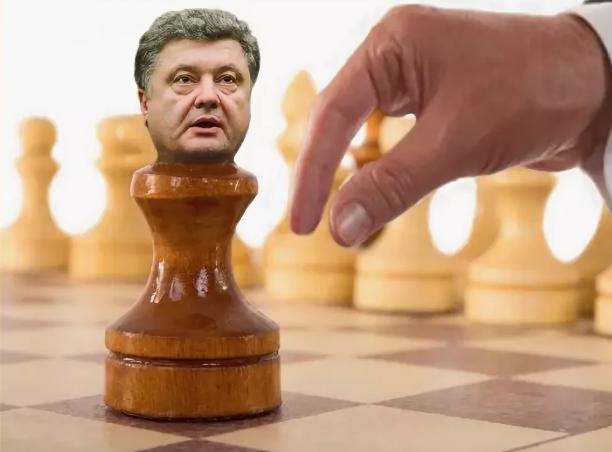Украина лишь клетка, а ее «элиты» лишь пешки в чужой игре