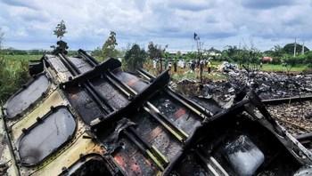 Источник: самолеты компании-владельца упавшего на Кубе Boeing были неисправны