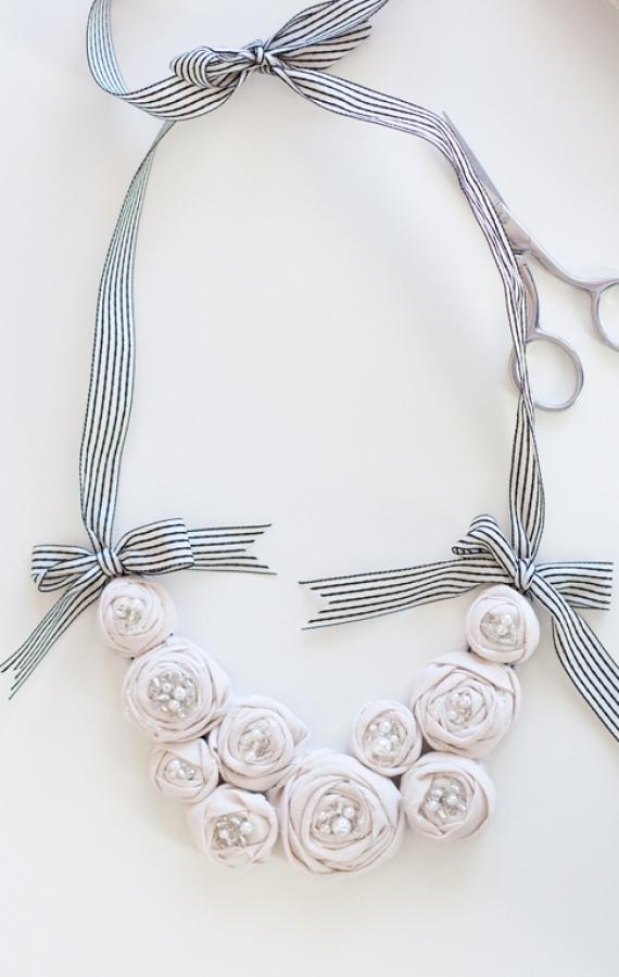 Как сделать ожерелье своими руками