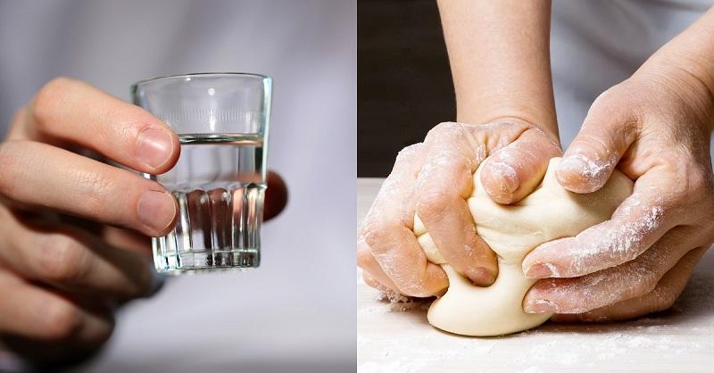 Зачем моя бабушка добавляла водку в тесто — вопрос, который мучает меня с детства