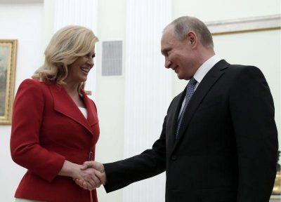 Российско-хорватский невоенн…