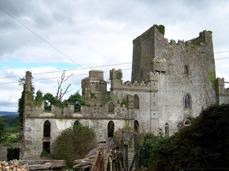 16. Замок Лип, Ирландия интересное, история, поучительное, факты
