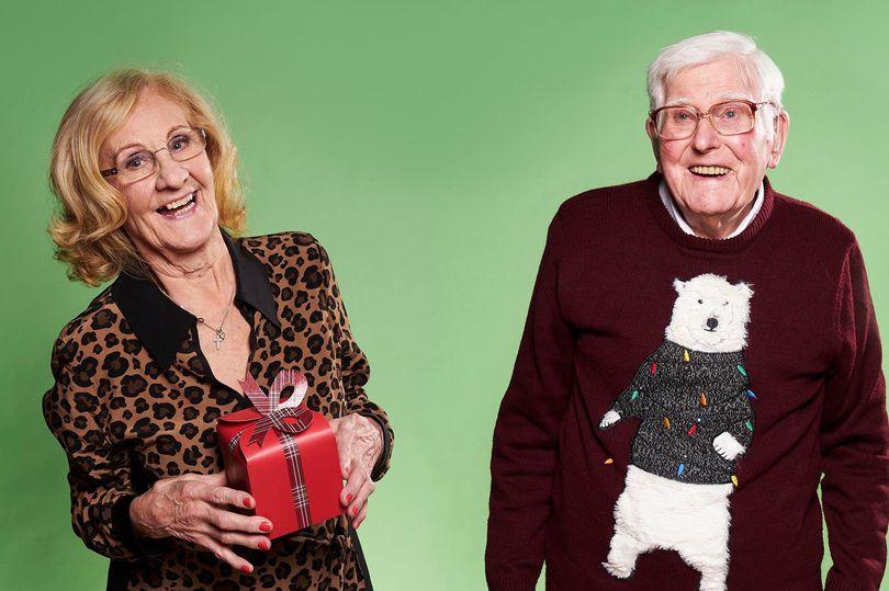 Свидание вслепую: дерзкий и привлекательный 101-летний дедушка покорил 84-летнюю бабушку