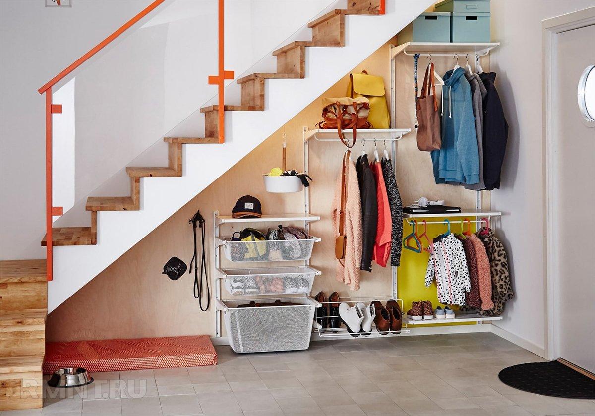 Варианты расположения гардеробной комнаты в частном доме гардеробная,идеи для дома,интерьер и дизайн