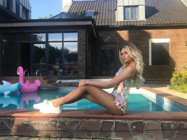 Как живут самые красивые дочки русских олигархов