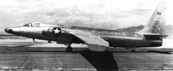 На фотографии - прототип U-2