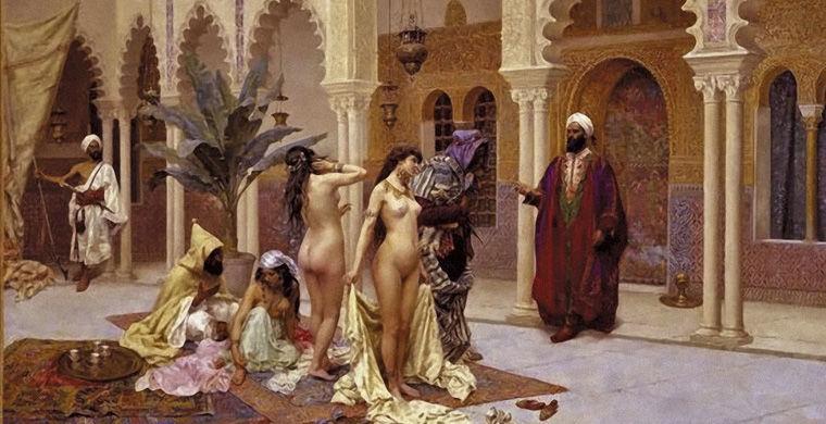 Секс в прошлом гаремы
