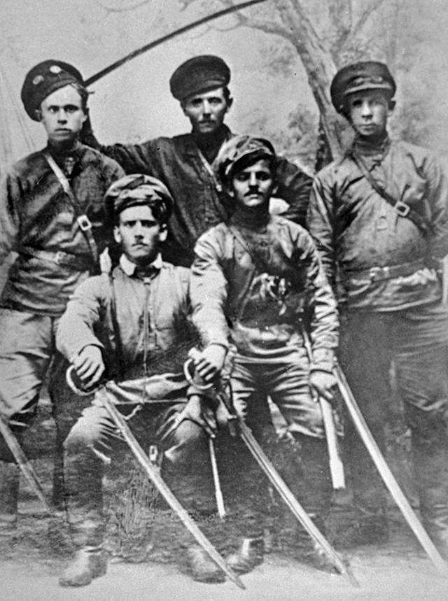 Мадьярские штыки Ленина. Как…