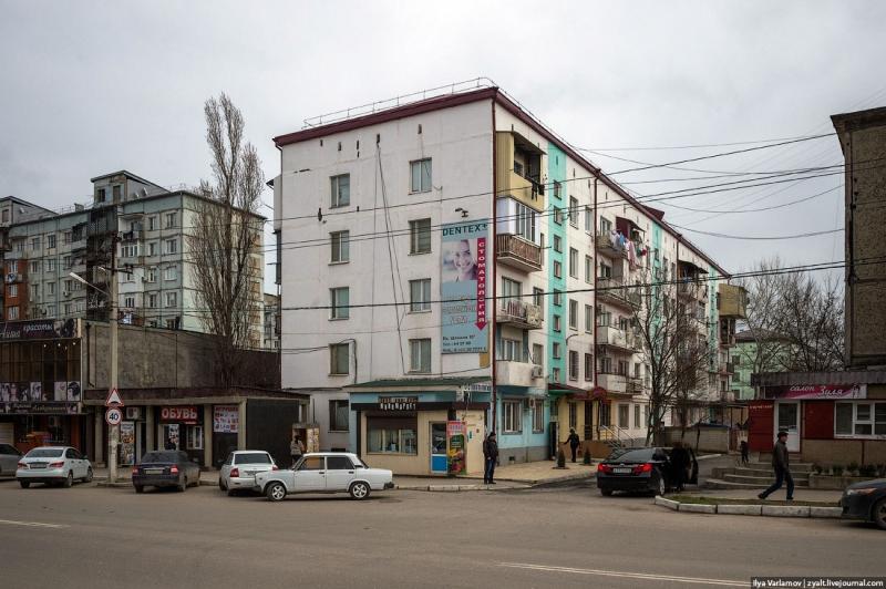 Дагестанский самострой дагестан, самострой