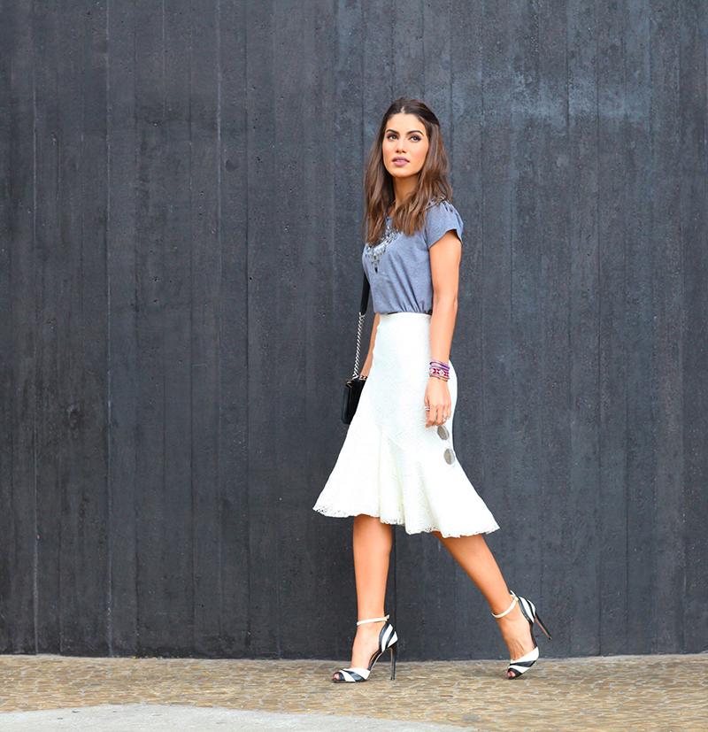 Модные летние юбки 2018: 20 женственных образов на каждый день