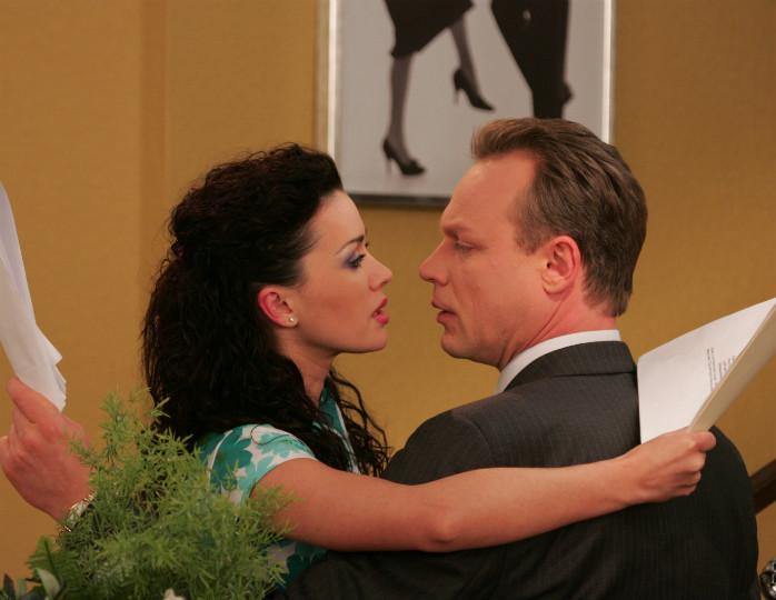 Как актеры играют влюбленных…
