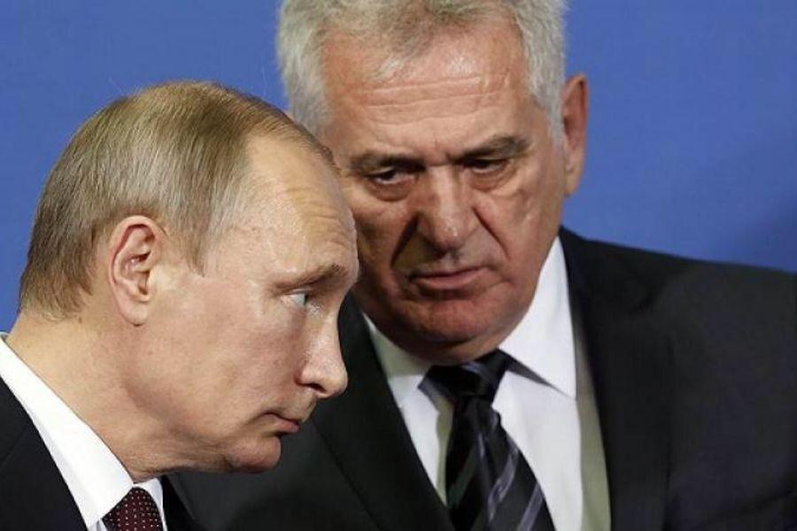 Сербия готова присоединиться к санкциям ЕС против России