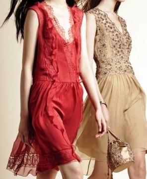Alberta Ferretti Круизная коллекция 2016: феерия роскоши, стиля и современных тенденций