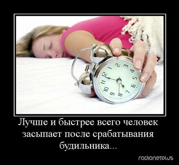 Смешные картинки про будильника который всем надоел, для
