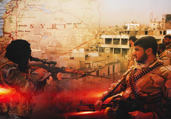 Бросок «Тигров Асада»: стрем…