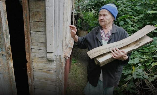 Как российские села вынуждены замерзать зимой и залезать в кредиты... чтобы выжить. Ни дров, ни газа..