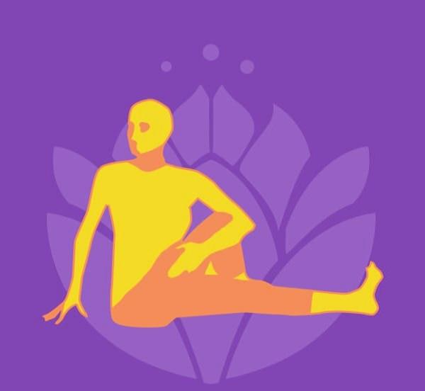 йога позы