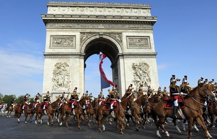 14 июля является национальным праздником Франции.