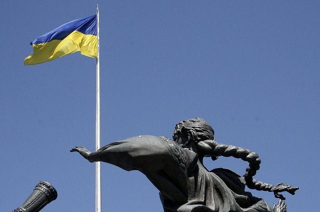 Украина потребовала от СМИ исправить карту с «ничьим» Крымом