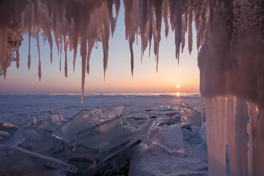 Зима — это шедевр зима, фото