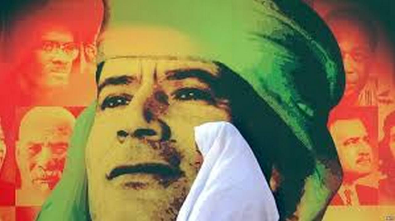 Каддафи отомстил Саркози даже после смерти