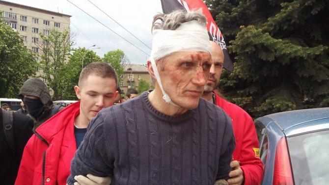 Такого празднования Киев еще…