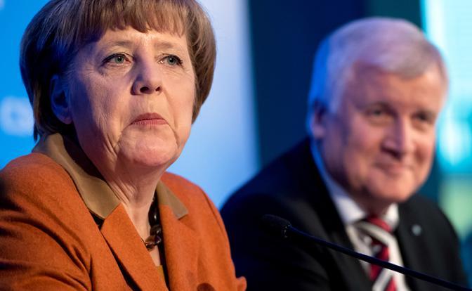 МВД против Меркель: С этой женщиной работать невозможно