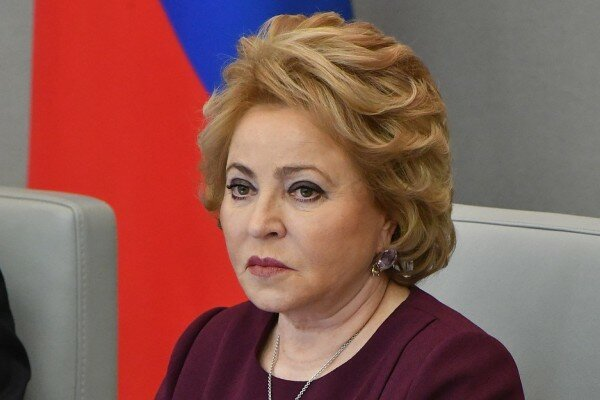 Матвиенко попросила правител…