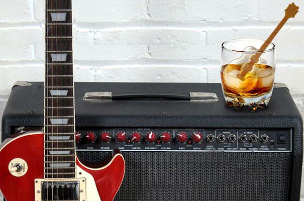 Лёд – гитара дизайн, изобретения, креатив