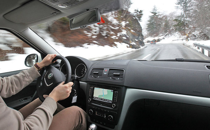 Основные правила безопасности и 3 смертельные ошибки зимнего вождения!