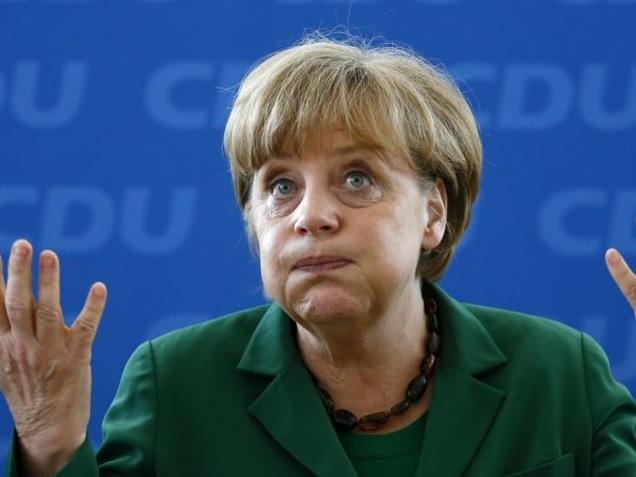 В Грузии обиделись на Меркел…