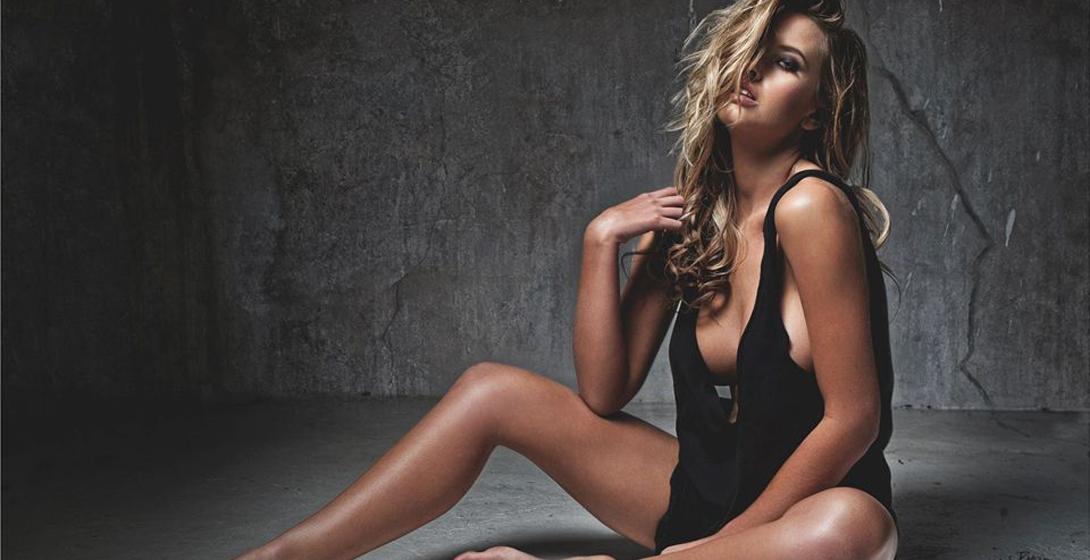 Кахили Бланделл - горячее австралийское солнце девушки