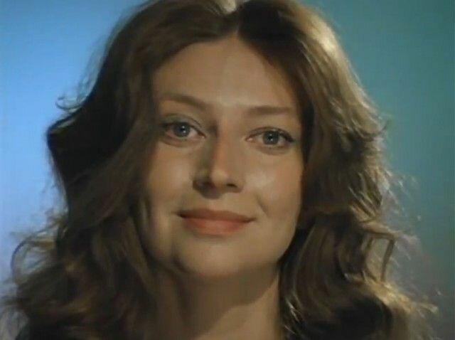 Беатриче из «Труффальдино из Бергамо» актриса Валентина Кособуцкая