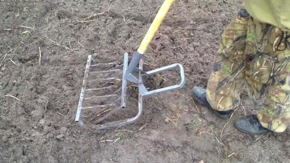 Приспособления для огорода, которые помогают облегчить работу дача,полезные приспособления,сад и огород,советы огородникам