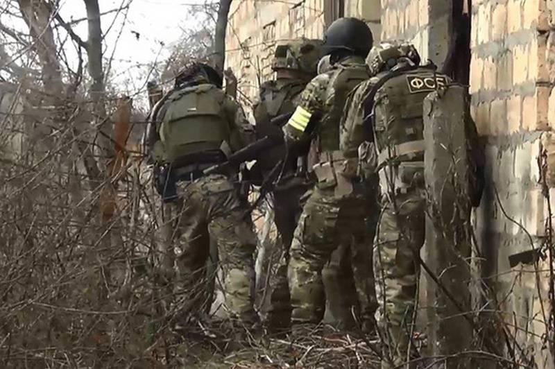 В Дагестане в ходе спецопера…