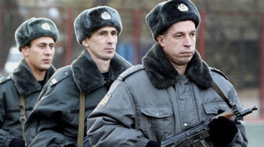 Чем вооружена полиция России