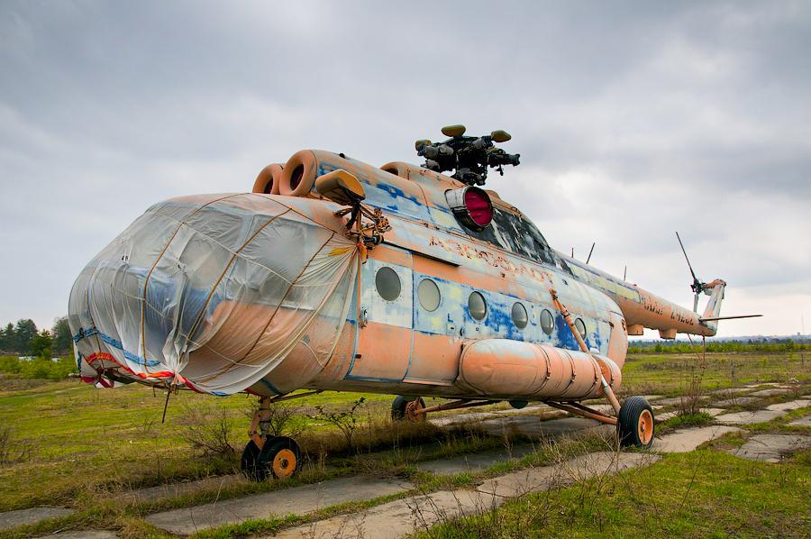 Правительство готовит массовое списание старых вертолетов