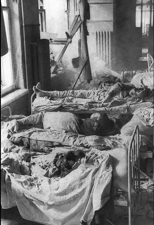 Исторические фотографии, от которых сжимается сердце