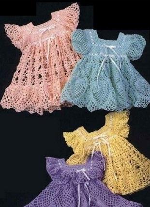 Очаровательное платье для де…